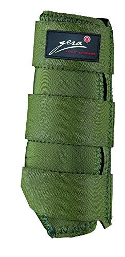 Gera 1697 Supratex-Sehnenschoner, hinten, L, grün
