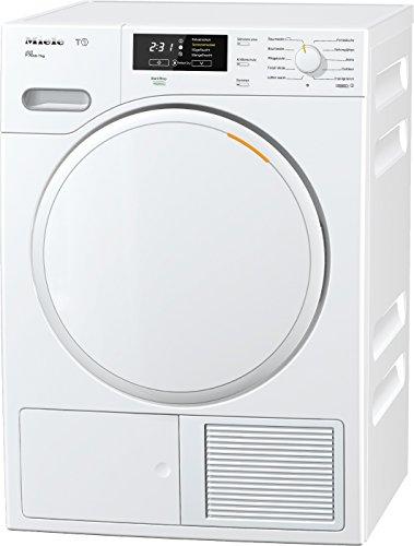 Miele TMB140WP D LW Eco Wärmepumpentrockner / A++ / 7 kg / Punktgenaue Trocknung für alle Textilien -PerfectDry / Weiß
