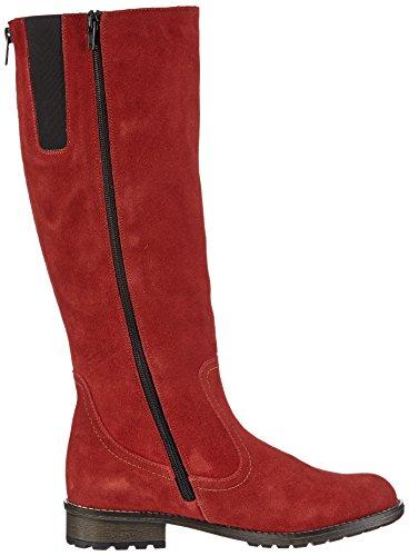 Remonte - R3388, Stivali Da Equitazione da donna Rosso (Rot (14))