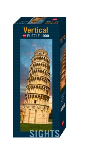 Puzzle Cose Parti Pz Torre di Pisa 1000T