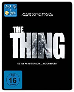 The Thing - Steelbook [Blu-ray]