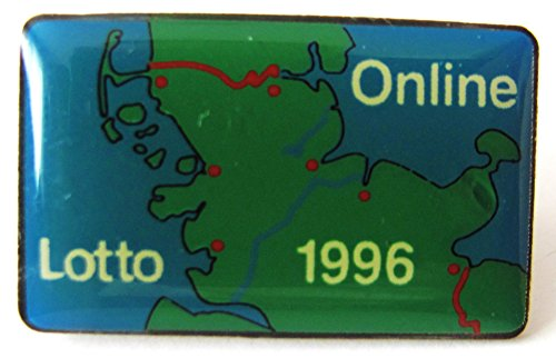 Online Lotto 1996 - Pin 25 x 15 ()