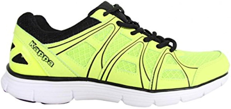 Kappa Sportschuhe für Herren und Damen 302X9B0 ULAKER C26 Yellow Sulphur Schuhgröße 48