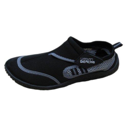 Urban Beach Jungen Reed Aqua Schuhe–Schwarz/Blau, Schwarz/Grau oder Blau Nero/Grigio