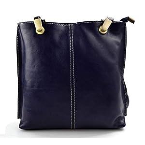 Damen tasche handtasche rucksack damen ledertasche schultertasche leder tasche henkeltasche umhängetasche blau