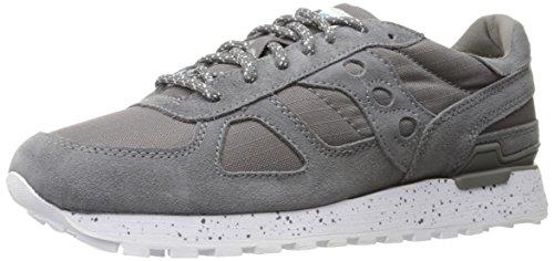 Tg. 46 EU Saucony Shadow Original Ripstop Sneaker a Collo Basso Uomo Blu Te