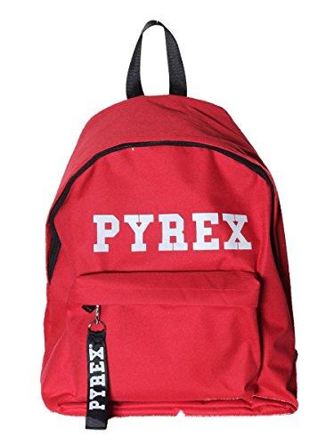Zaino pyrex py013597-kid rosso, unica mainapps