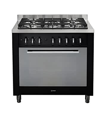 INDESIT KP9F11S K/GS - CUCINA 90*60 5F FORN ELET