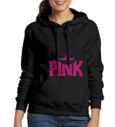 Tough Enough to Wear Pink Hat Custom Pullover Hoodie