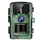 "TOGUARD Wildlife Camera 16MP 1080P Trail Game Camera's Detectie Motion Geactiveerde Nachtzicht 22m Jacht Camera met 0.3s Trigger Speed 2"" LCD IR LEDs"