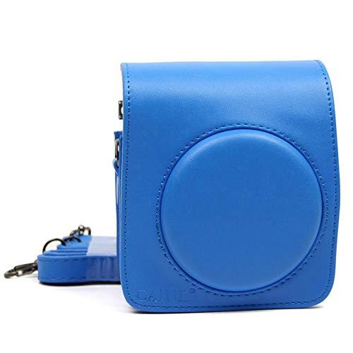 Fintie Tasche für Fujifilm Instax Mini 70 Sofortbildkamera - Premium Kunstleder Schutzhülle Reise Kameratasche Hülle Abdeckung mit Abnehmbaren Riemen