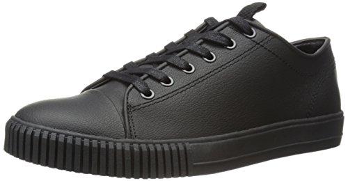 Calvin Klein Jeans Jerome Hommes Toile Baskets Black