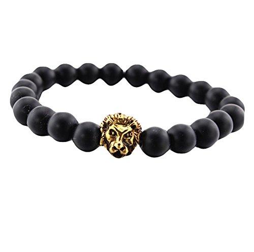 Qinlee Lion Series - Exklusives Armband für Herren -