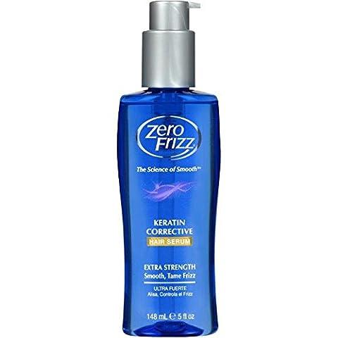 Zero Frizz corrective hair serum - 4