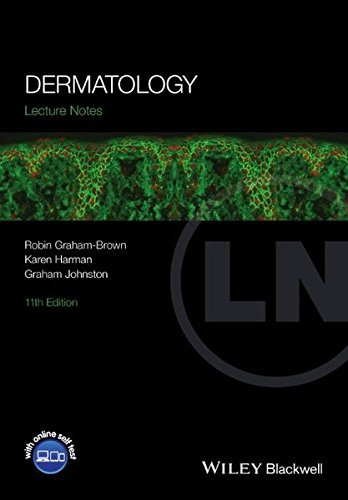 Lecture Notes: Dermatology by Robin Graham-Brown (2016-07-29)