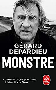 Monstre par Gérard Depardieu