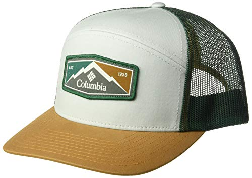 Columbia Trail Evolution II Snap Back Hut, Cool Grey/Came, One Size