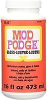 Mod Podge 16 oz Gloss Finish Coat, Multi-Colour