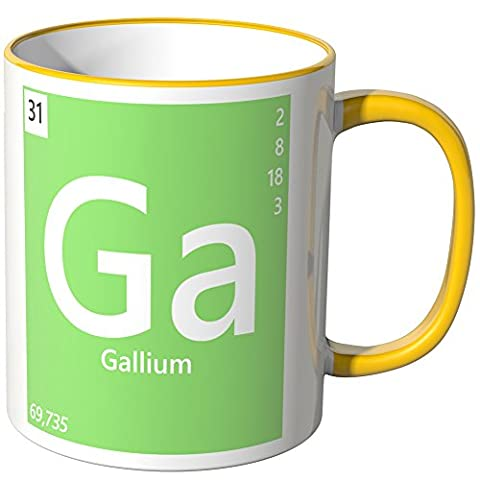 Wandkings® Tasse, Element Gallium