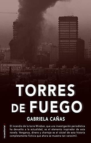 Torres de fuego (Bestseller (roca) nº 7) eBook: Gabriela, Cañas ...