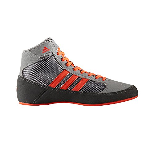 Chaussures Adidas Hvc Hommes Gris / Rouge