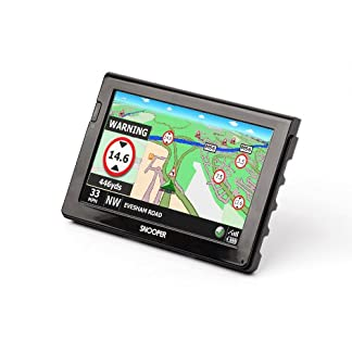 Snooper-S7000-Truckmate-LKW-Navigationssystem-178-cm-7-Zoll-Touchscreen-Display-TMC-Pro-DVB-T-SD-Karte-USB-20