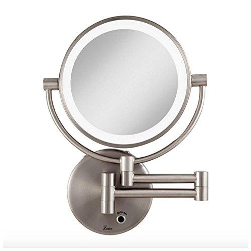 Magnifying Mirror Bright Led Lights A Mirror Mirror Of Vanity Of Bathroom Wall Light Up 5x Buy Online In Grenada At Grenada Desertcart Com Productid 64603939