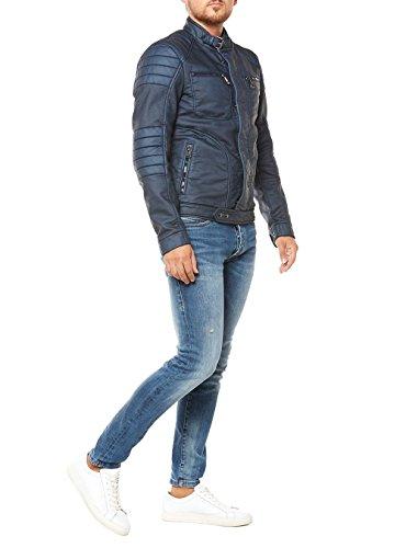 BELSTAFF New Weybridge Jacke Blau