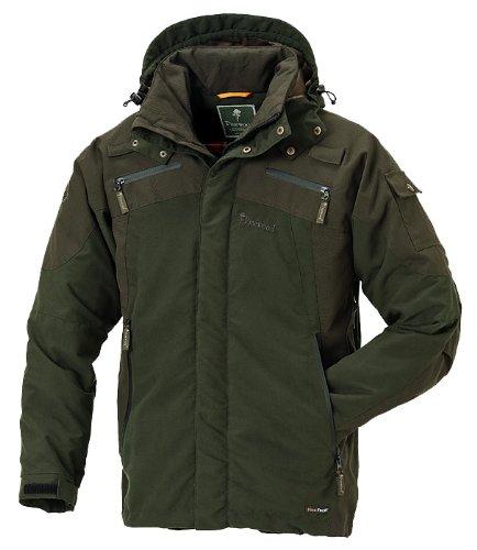 Pinewood Hunter Pro Xtreme Jagdjacke, moss green/hunting green, Gr. L