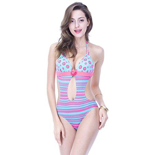 Mme summer maillot de ouest de Mme 3 costumes de bain spa sa capture-YU&XIN Green