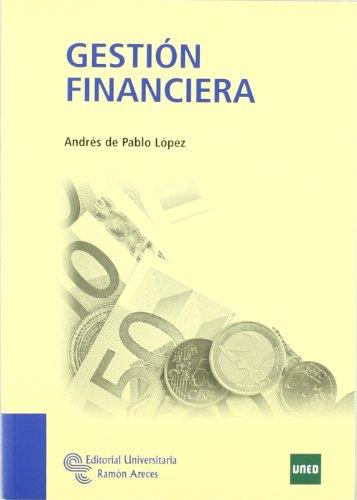 Portada del libro Gestión Financiera (Manuales)