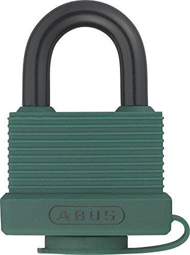 Abus - 70AL/45 45mm Green Aluminium Vorhängeschloss 50257 - ABU70AL45GRE -