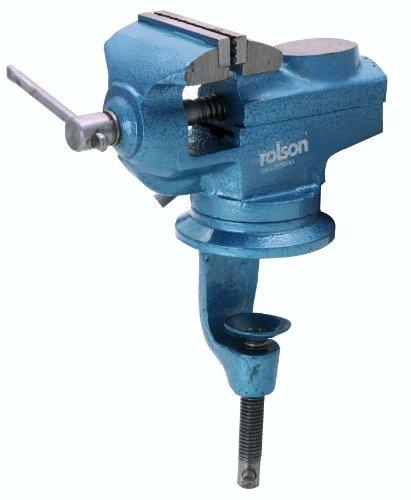 Rolson 16279 - Morsa con incudine, 60 mm