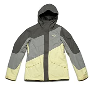Ripcurl Twister Women's Snow Jacket - Gunmetal, Small