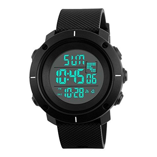 WunderschöNen Synoke Multi-funktion 50 Mt Wasserdichte Uhr Led Digital Double Action Uhr Sport Uhr Digitale Uhr Montre Homme Reloj Herrenuhren