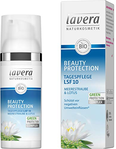Lavera Beauty Protection LSF 10 - Crema día 50 ml