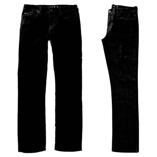Fallen Herren Jeans Winslow Denim Black Rinse