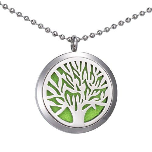 beste-xmas-geschenk-fr-sie-meilanty-damen-halskette-60cm-tree-of-life-le-diffusor-aromatherapie-mit-