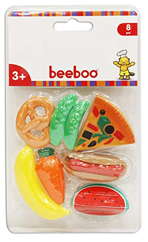 VEDES Großhandel GmbH - Ware BEEBOO Kitchen Fruits et Légumes, 8 pièces