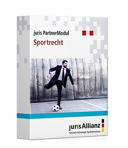 juris PartnerModul Sportrecht: partnered by De Gruyter   dfv Mediengruppe   Erich Schmidt Verlag   Verlag Dr. Otto Schmidt (juris PartnerModule)