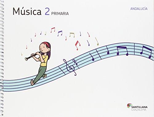 Musica + cd audiciones 2 primaria