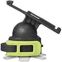 Contour Inc., Accessori videocamera da casco 360 Degree Helmet Mount, Nero (schwarz) - Casco Nero Design