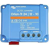 Victron Energy ORI241220200R Orion-TR 24/12-20 240W DC Convertidor, De 24 a 12 V - 20A