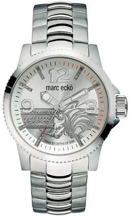 Marc Ecko - E11587G2 - Analogique - Homme Montre - Bracelet en acier inoxydable