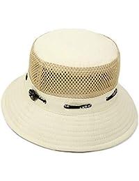 Screenes Sombrero De Pesca Sombrero Playa Mujer De para Protector Solar  Estilo Simple Sombrero Bucket Sombrero ca2bde2a23c