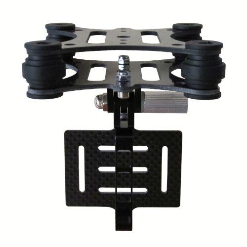 Preisvergleich Produktbild Rcmodelpart GoPro Hero 3 Halterung für DJI Phantom / Walkera QR X350, Anti-Vibration, Gimbal