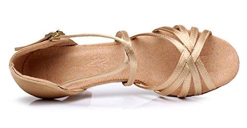 TDA - Peep-Toe donna 7cm Bronze