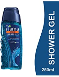 Fiama Men Refreshing Pulse Shower Gel, 250ml