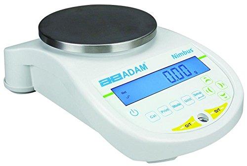 Adam Equipment Nimbus nbl1602e 1600g Gewicht Präzision Balance Maßstab