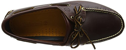 Timberland Classic 2-eye  Men Boat Shoes Boat Shoes  Brown  Rootbeer Smooth   9 UK  43 5 EU